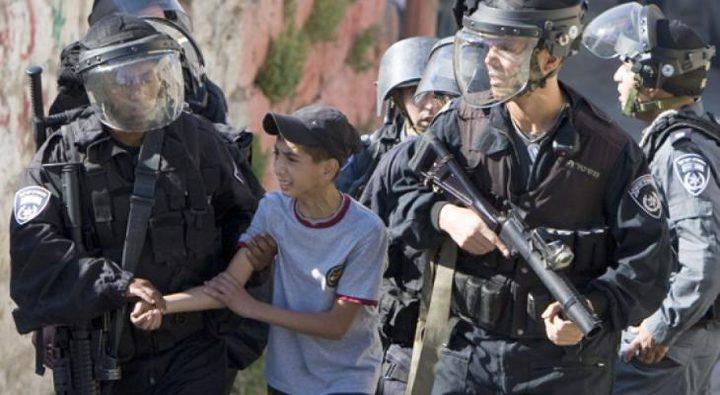 تقرير: 22 ألف شيكل غرامات بحق أسرى أطفال