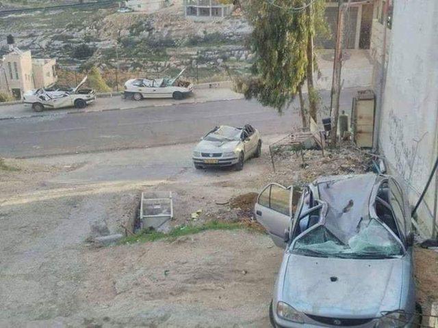 ضبط وإتلاف 118مركبة غير قانونية في بيت لحم