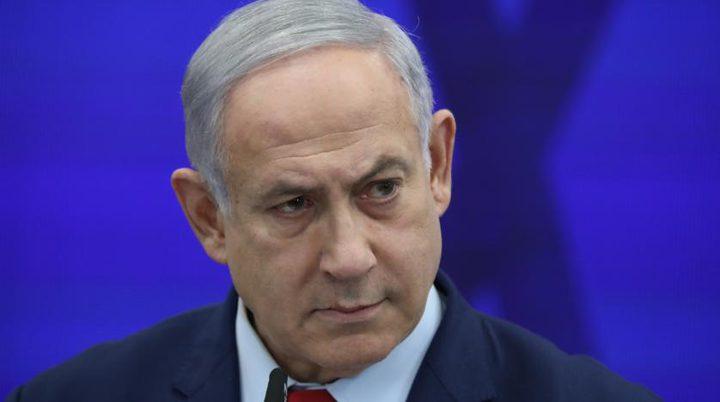 نتنياهو يواصل الشحن الانتخابي بالتحريض على غزة