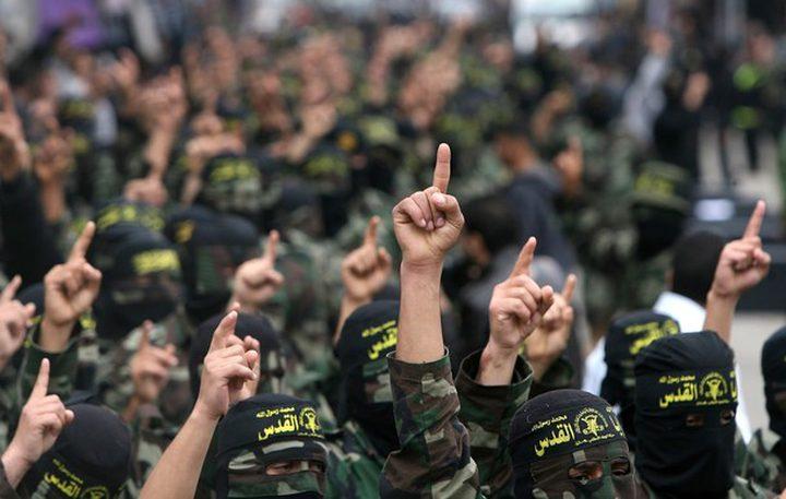 الجهاد الإسلامي ترفض قرار فرض عقوبات على اثنين من قادتها
