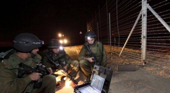 الاحتلال يعتقل شابين تسللا للداخل المحتل
