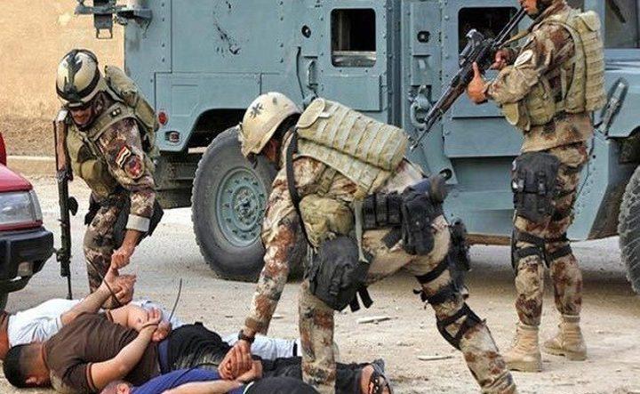 السلطات العراقية تعثر على 570 حزاما ناسفا في صحراء الأنبار