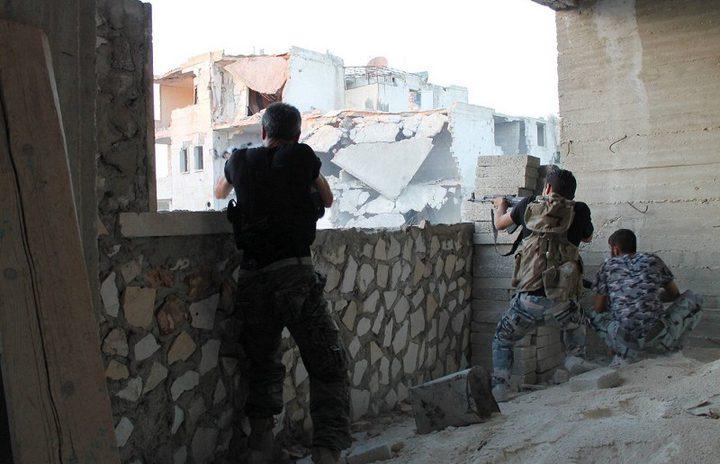 استمرار الإشتباكات بين مسلحين أكراد وعرب شمال سوريا