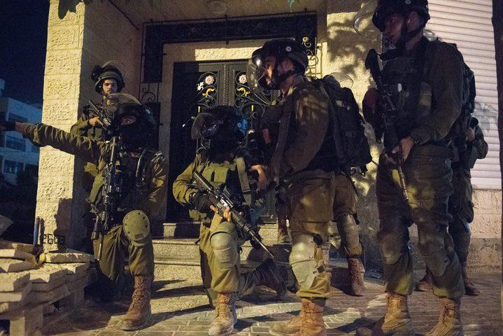 الاحتلال يقتحم العيسوية ويصيب عددًا من المواطنين