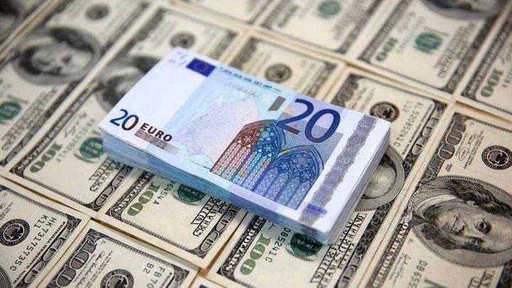 اليورو يرتفع لأعلى مستوى في 17 يوما