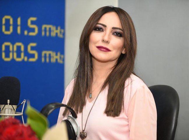"""أمل عرفة برفقة رشيد عساف ببطولة """" حارس القدس """""""