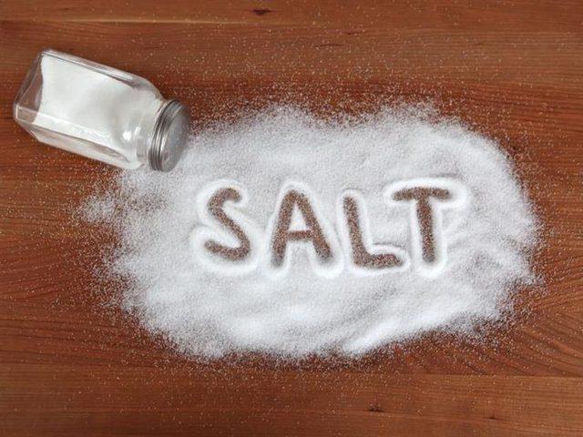 التخلص من الملح في نظامك الغذائي