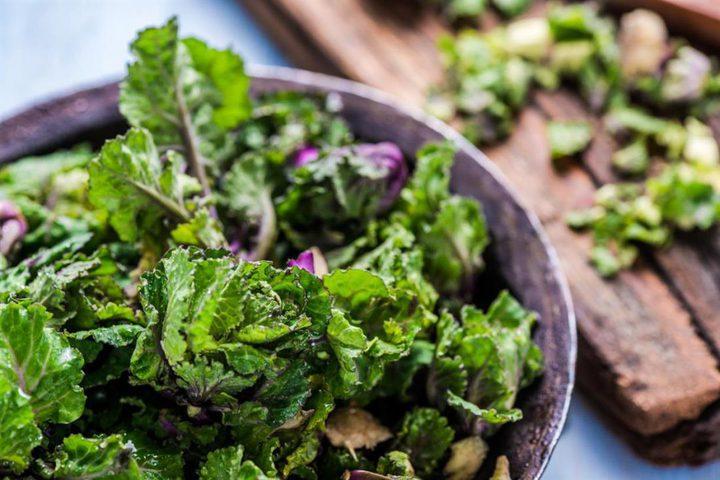 الخضروات تقلل من تراكم الدهون على الكبد