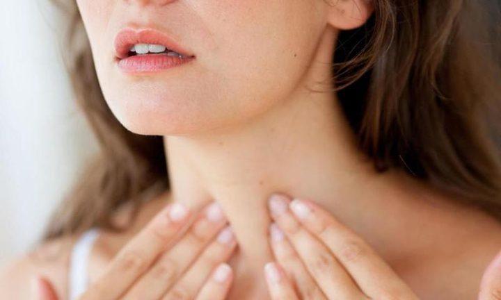 أعراض الإصابة بخلل الغدة الدرقية