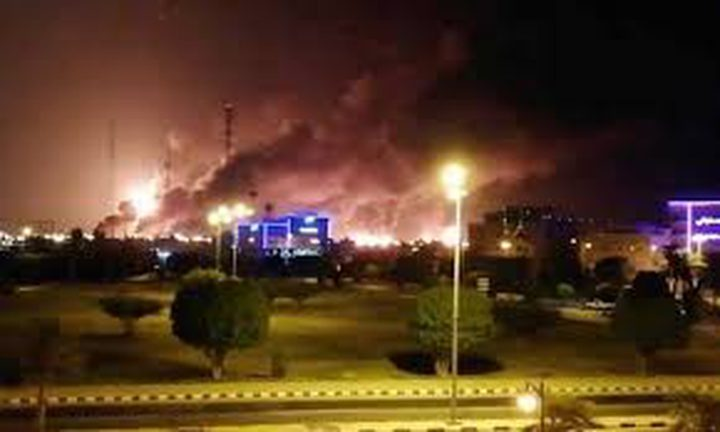 رويترز: تعطل إمدادات النفط السعودية بعد الهجوم على منشأتي أرامكو