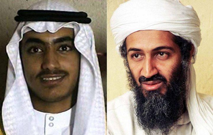 ترامب يؤكد مقتل نجل زعيم تنظيم القاعدة حمزة بن لادن