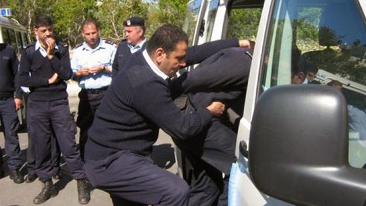 ضبط مخدرات شرقي القدس