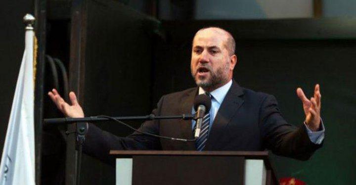 الهباش: فلسطين أفشلت كل مخططات الاحتلال