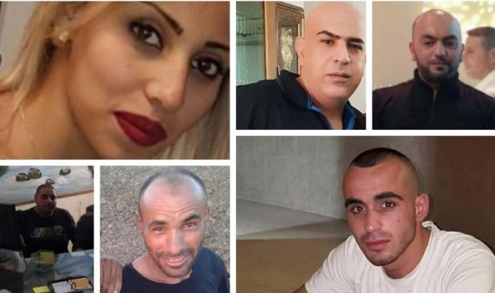 12 ضحية في جرائم قتل داخل اراضي 48 خلال شهر