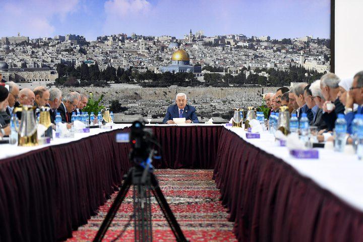 الرئاسة: اجتماع حكومة الاحتلالفي منطقة الأغوار ينسف فرص السلام