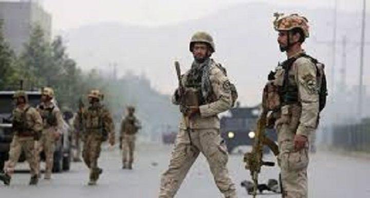 مقتل 35 مسلحا في عملية عسكرية غربي أفغانستان