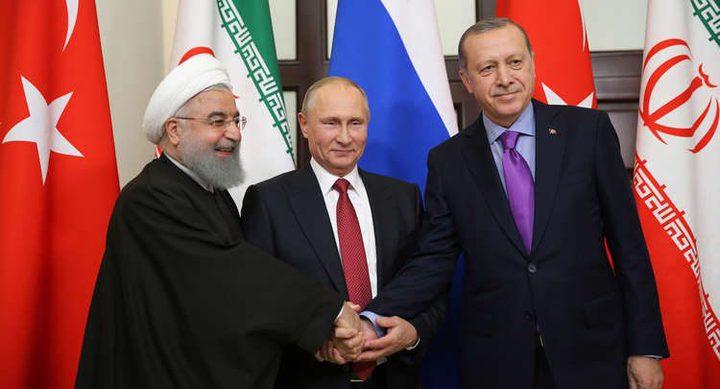 بوتين: لا يجوز تقسيم سوريا إلى مناطق نفوذ