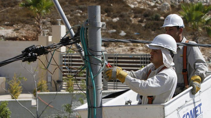 """""""كهرباء القدس"""" تتسلم الإنذار الثالث"""