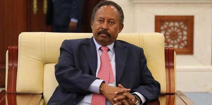 حمدوك يؤكد حرص السودان على تعزيز علاقات التعاون مع فرنسا