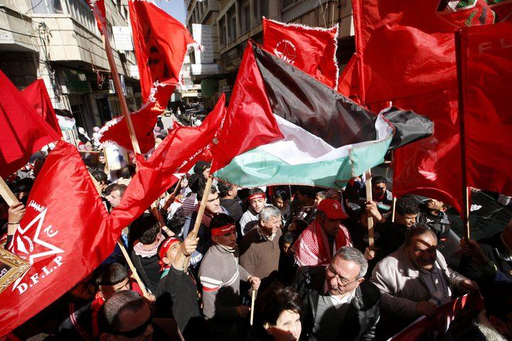 الديمقراطية تصدر توضيحا حول بيان هيئة مسيرات العودة