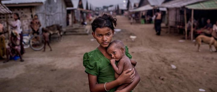 الأمم المتحدة تحذر من تعرض مسلمي الروهينغا للإبادة في ماينمار