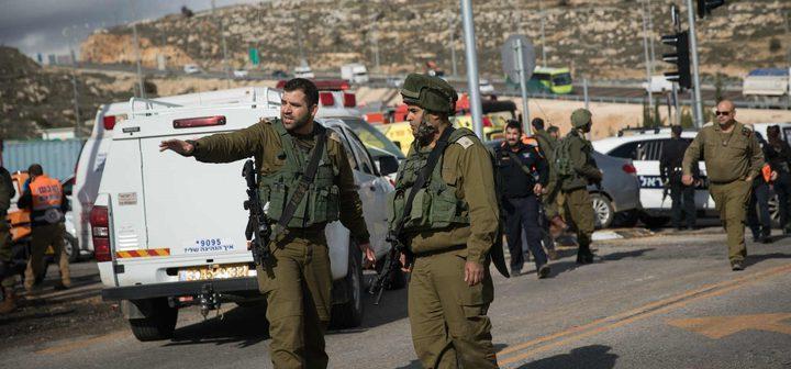 الاحتلال يداهم خيمة الاعتصام في بادية السواحرة