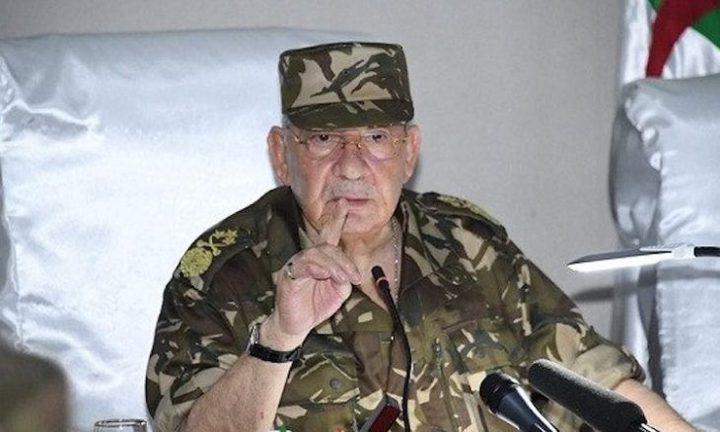 الفريق قايد صالح: أحبطنا مؤامرة لتدمير الجزائر