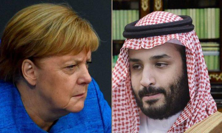 ألمانيا تمدد حظر تصدير الأسلحة للسعودية