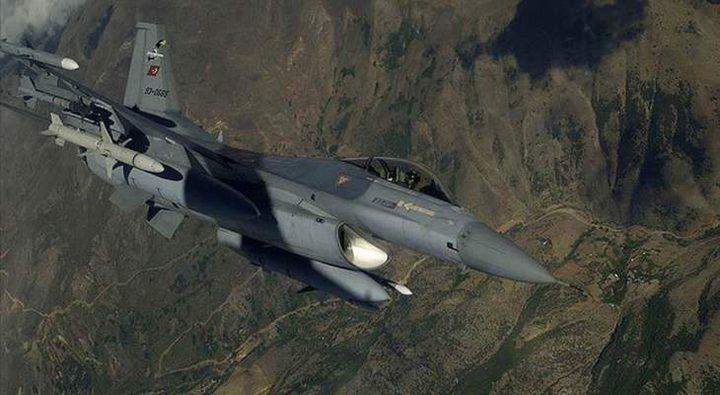 الدفاع التركية: القضاء على 417 بشمال العراق منذ انطلاق