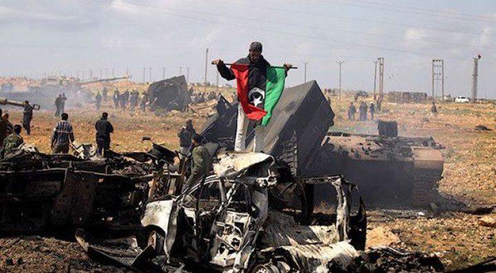 ليبيا: تدمير 3 طائرات مسيّرة في طرابلس