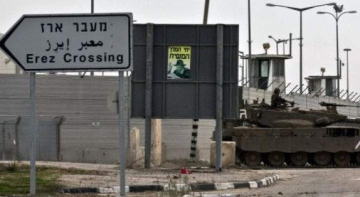 اعتقال 5 مواطنين على حاجز بيت حانون