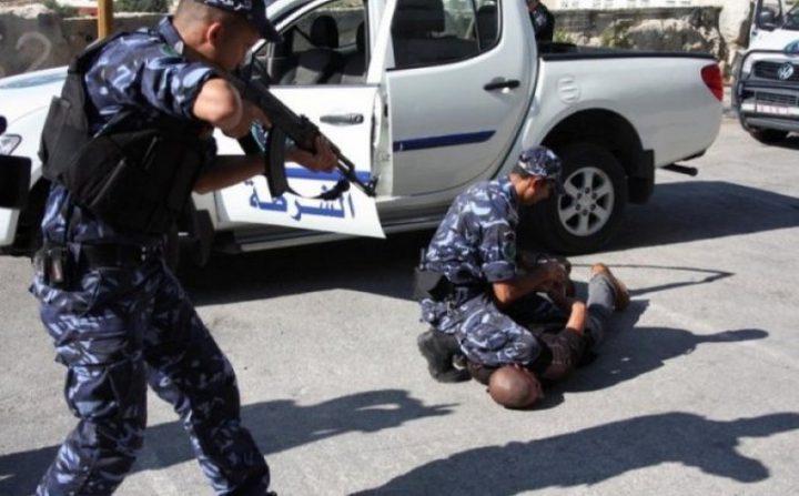 القبض على 8 مطلوبين للعدالة في بيت لحم