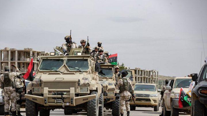 """هل يتغير """"تكتيك الحرب"""" في ليبيا؟"""