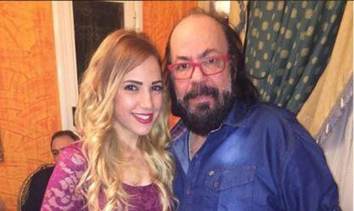 التصريح الأول لابنة طلعت زكريا بعد الحادث