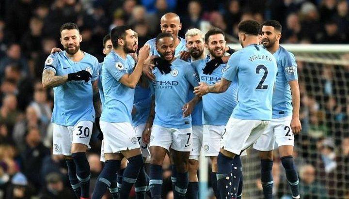 مانشستر سيتي يفوز على شاختيور دونيتسك في دوري أبطال أوروبا