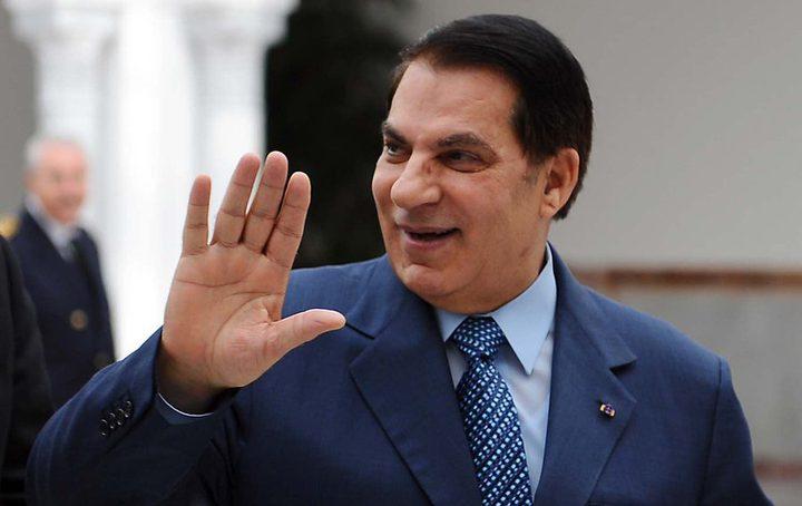 وفاة الرئيس التونسي الأسبق بن علي في منفاه