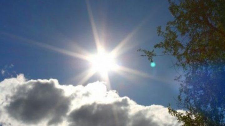 الطقس: الحرارة أعلى من معدلها السنوي العام