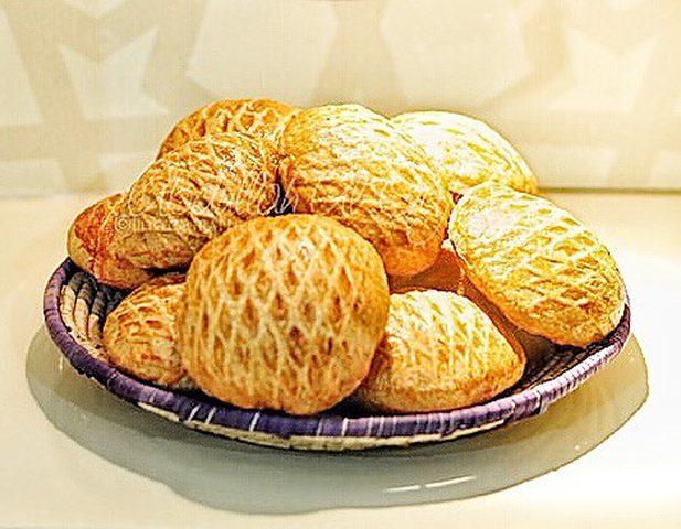 الكليجا من المطبخ السعودي