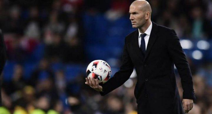 جماهير ريال مدريد تطالب بإقالة زيدان