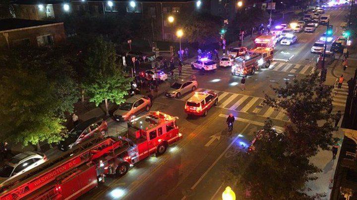 إصابات باطلاق نار في واشنطن