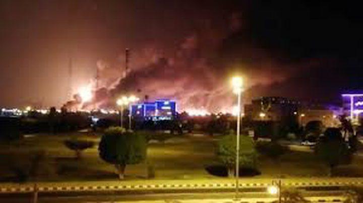 أرامكو: الهجوم على منشأة خريص النفطية استهدف 4 مواقع