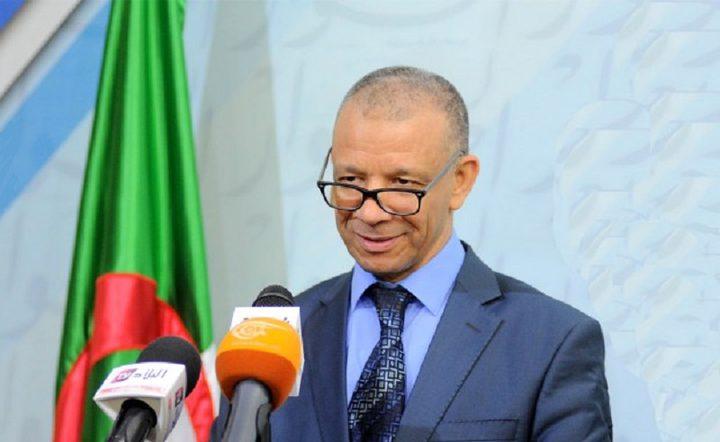 وزير السياحة الجزائري الأسبق يعلن ترشحه للانتخابات الرئاسية