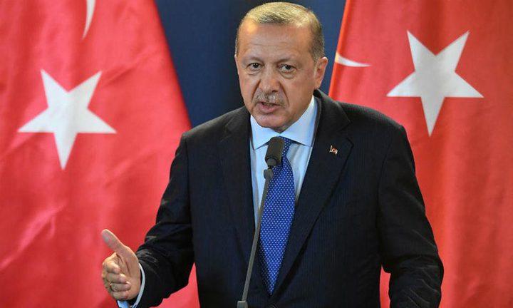 أردوغان يعلن إكمال التحضير لعملية عسكرية في سوريا