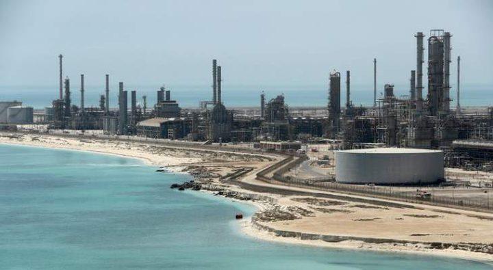 """الهجوم على """"أرامكو"""": هبوط في أسعار النفط"""