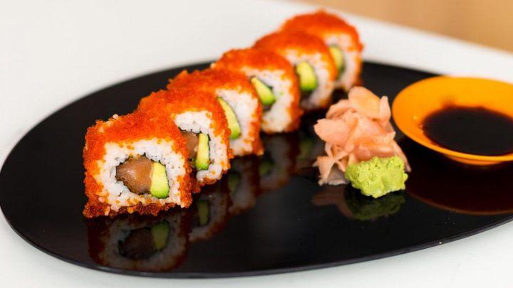 أطعمة يابانية مفيدة للصحة