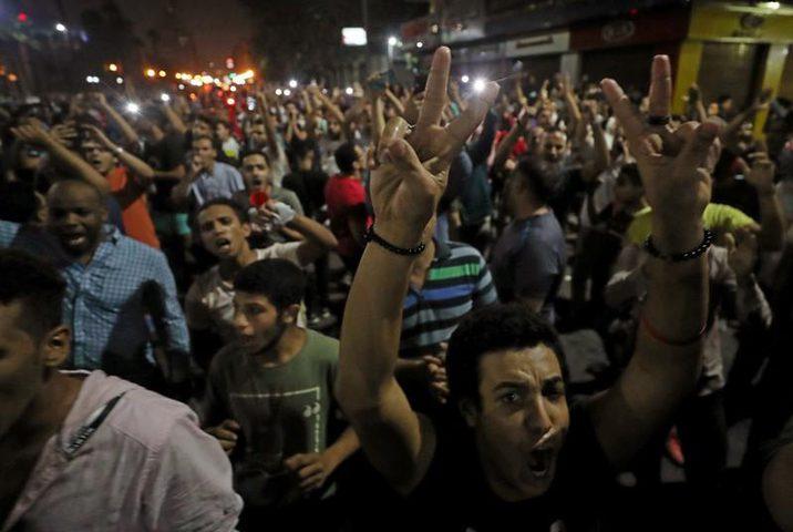 مصر: اعتقال عددا من المحتجين في القاهرة