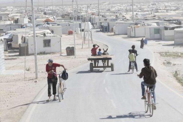 الأردن: 751 ألف لاجئ من 5 دول عربية