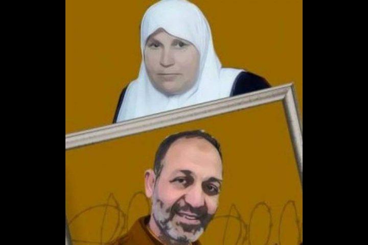 الاحتلال يمنع زوجة أسير من زيارته