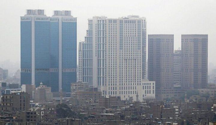 هزة أرضية تضرب القاهرة