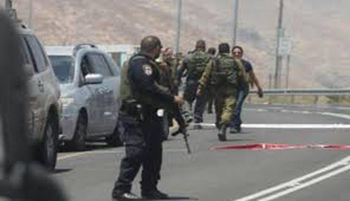 الاحتلال يزعم.. إطلاق نار على مستوطن شمال الخليل
